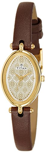 41pQwTe6HjL - Titan ND2418YL01 Raga Beige Women watch