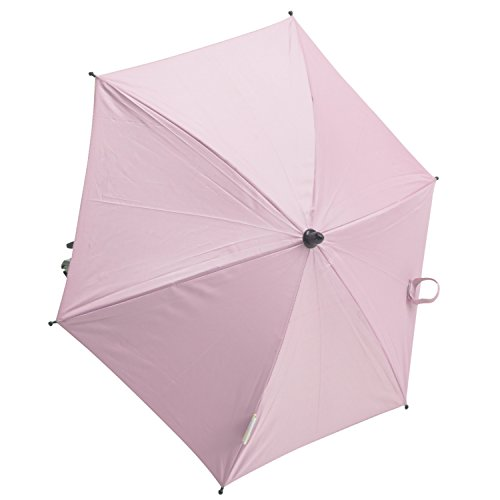 For-Your-Little-Sonnenschirm kompatibel mit EMMALJUNGA, Twin cerox, Light Pink