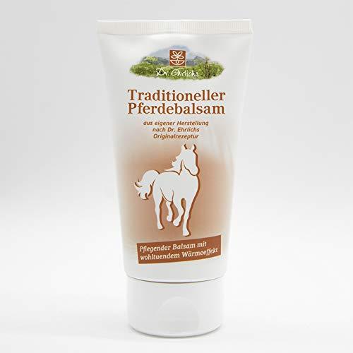 Dr. Ehrlichs Traditioneller Pferdebalsam 150ml - die Pferdesalbe für höchste Ansprüche bekannt aus Dr. Ehrlichs Gesundkatalog