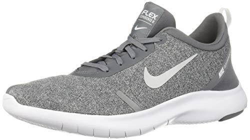 Nike Wmns Flex Experience RN 8, Scarpe da Running Donna, Nero (Black/White/Cool Grey/Reflect Silver 013), 36.5 EU