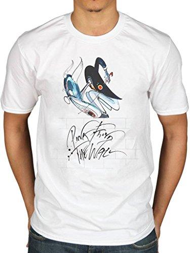 Official Pink Floyd The Wall Teacher T-Shirt, S to XXL
