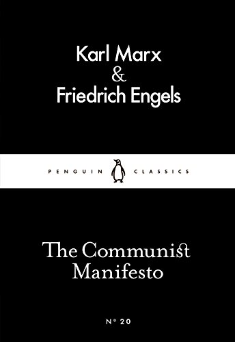 The Communist Manifesto (Penguin Little Black Classics)