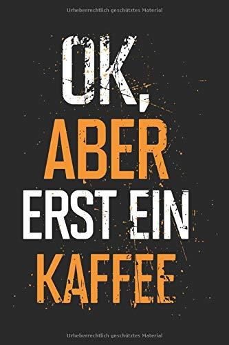 ffee: Notizbuch, A5, 120 Seiten, Punktgitter, Kaffee, Bohnen, Genuss, Koffein, Kaffeepause ()