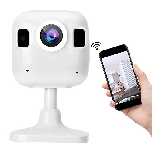 HD 960P Innen-Überwachungskamera Webcam Wireless WiFi Babyphone mit IR Nachtsicht Bewegungserkennungs Unterstützung 256G TF Karte (Nicht ENTHALTEN) ONVI(EU)