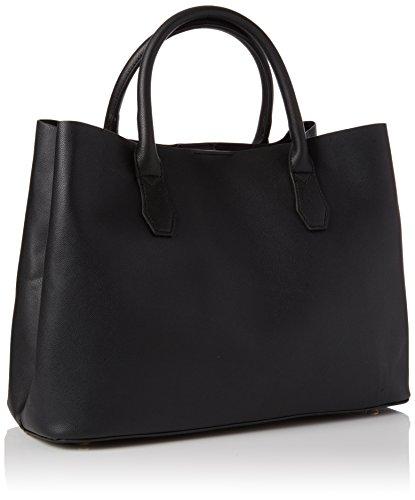 New Look - Lilo, Borse Tote Donna Nero (Black)