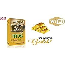 Pack R4 3DS Gold EU (Official)