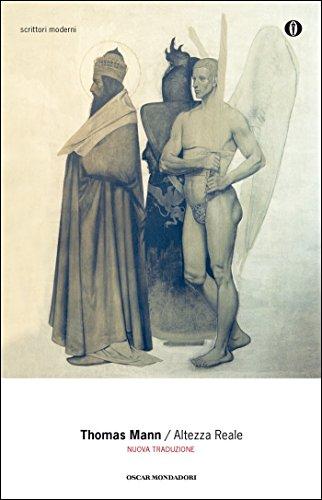 Altezza reale (Italian Edition) book cover