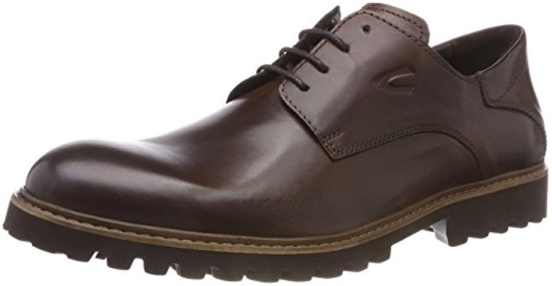 Camel Active University 20, Zapatos de Cordones Derby para Hombre -