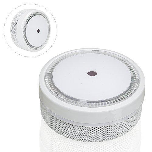 Safe2Home hochwertiger Rauchwarnmelder ??Kompakt ?? Rauchmelder mit eingebauter 10 Jahre langlebiger...