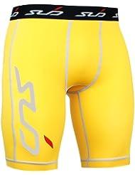 Sub Sports - Pantalón infantil, talla DE: 152/164, color amarillo