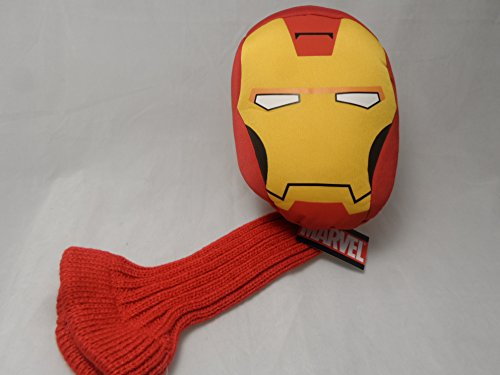 Comic Images Iron-Man Driver Cover Doll Plush