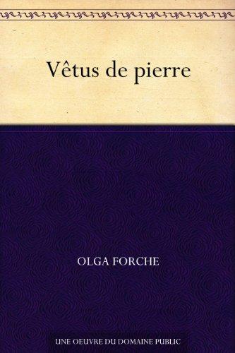 Couverture du livre Vêtus de pierre