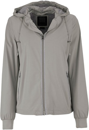 Geox Woman Jacket, Giacca Donna Grau (SESAME GREY F1400)