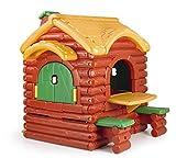 FEBER Cabane - Maison de jeux au design cabane pour garçons et filles de 2 à 5 ans...