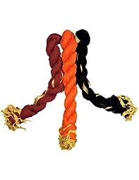 Dupatta (Weavers Villa Set Of 3 Multicolor Chiffon Dupattas (70 Different Colour Set Combinations Available)) - B06XD2T9MC