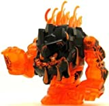 LEGO® Rock Monster Eruptorr - Große Power Miner Minifigur - Trans-Orange - LEGO