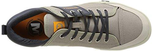 Merrell Rant, Baskets Mode Homme Aluminum/Navy