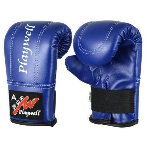 Playwell Infantil Bolsa Boxeo Guantes Azul - Azul
