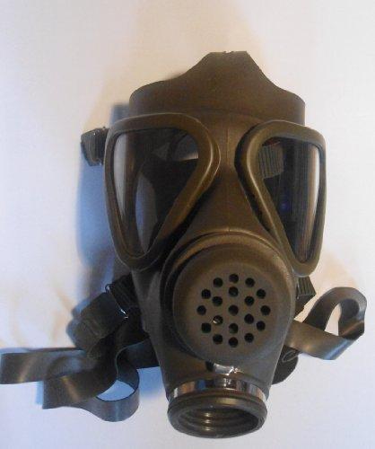 GASMASKE M65 Z Schutzmaske Neu ABC-Schutz von Dräger / Auer