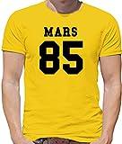 Photo de Dressdown Mars 85 - Homme T-Shirt - 13 Couleurs par Dressdown