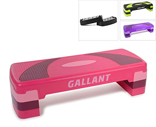 Gallant Aerobic Stepper Height A...