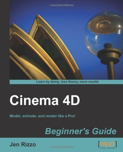 Cinema 4D Beginner's Guide by Jen Rizzo 1st (first) New Edition (2012)