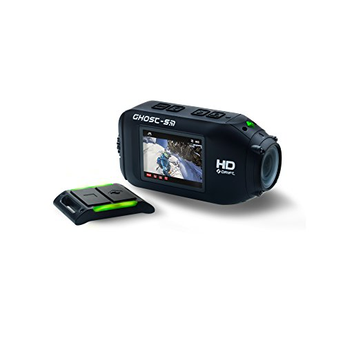 Drift Ghost-S Action Camera Full HD 1080p Wi-Fi Waterproof per sport Automobilismo, Ciclismo, Motociclismo, Kart