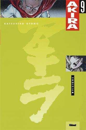 Akira Tome 9 : Visions