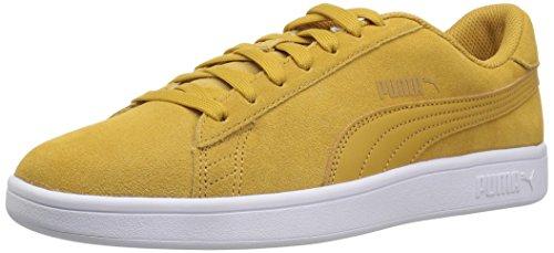 Puma pumapuma-364989 smash v2 da uomo, giallo (honey mustard-honey mustard), 43 eu