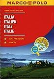 MARCO POLO Reiseatlas Italien 1:300 000: Wegenatlas 1:300 000 (MARCO POLO Reiseatlanten)