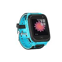 Kid Smart Watch GPS Tracker IP67 Waterproof Fitness Watch SOS With Camera