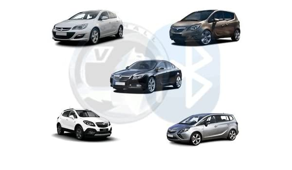 Vauxhall Insignia CD300 / CD400 Bluetooth Upgrade Kit: Amazon co uk