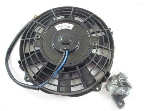 HMParts ATV / Quad / Bashan Ventilador 12V - 80 W -...