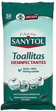 Sanytol - Toallitas Desinfectantes Multiusos, pack de 30