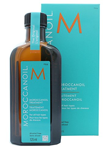 MoroccanOil - Oil Treatment For All Hair Types (125ml)