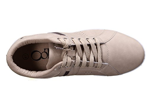 Reservoir Shoes - Basket Anda Beige Suede Beige
