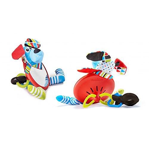 Yookidoo - Mi Primer Amigo Espejo Perro, Juguete para bebés...