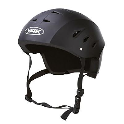 YAK Kontour Helmet - MATTE BLACK 6254 by Yak