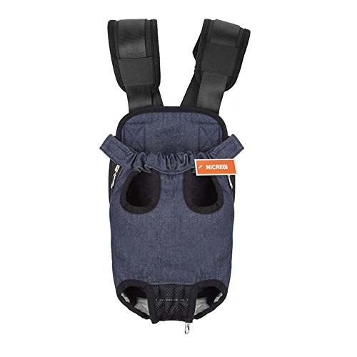 nicrew-legs-out-front-facing-dog-carrier-backpack-hands-free-adjustable-pet-dog-backpack-carrier-for