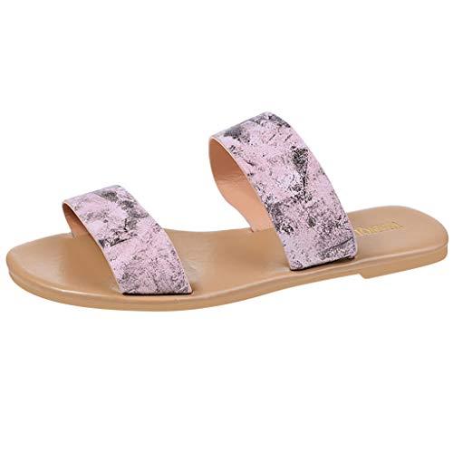 MuSheng Damen Sandals cross band braided Roman shoes summer strap fashion beach slippers flat non-slip Casual Flats Open Toe Vintage Römer Flache Hausschuhe Sandalen Schuhe -