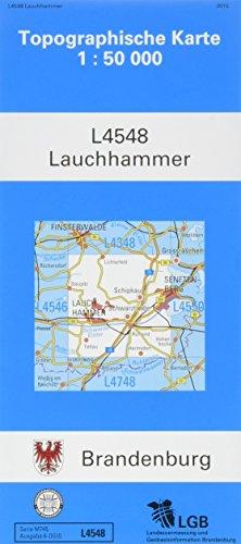 Lauchhammer 1 : 50 000