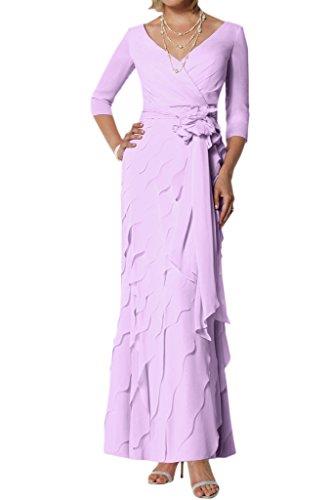 Ivydressing - Robe - Trapèze - Femme Violet - Lilas