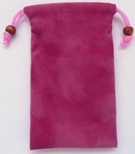 Emartbuy ® Hot Pink Velvet Case / Cover / Pouch / Socken Für Huawei G6151