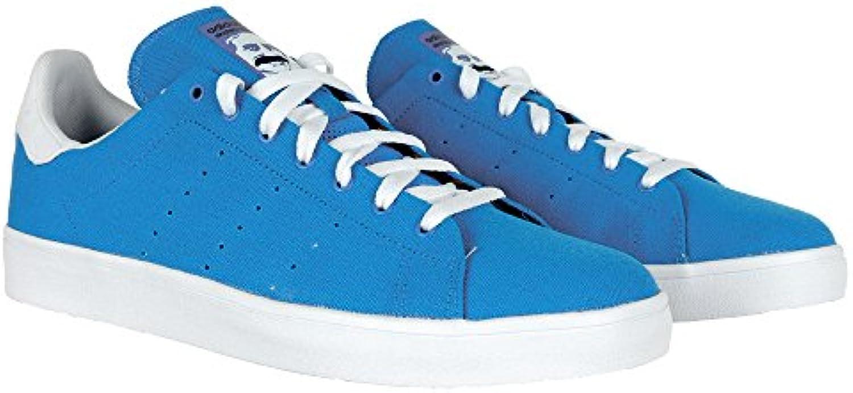 Adidas Stan Smith Vulc Schuhe Blue Bird weiß blau