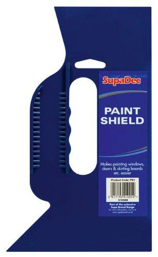 SupaDec Vorhängeschiene auf Rolle Paint Shield (Shield-handheld)