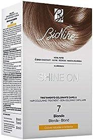 Bionike Shine on Trattamento Colorante per Capelli, Biondo N. 7