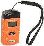 Stihl 04648020010Holzfeuchtemessgerät zum Messen der Feuchtigkeit von Brennholz