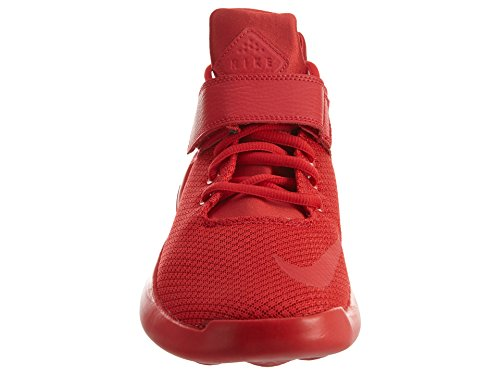 Nike Kwazi (Gs), espadrilles de basket-ball homme Rojo (Action Red / Action Red)