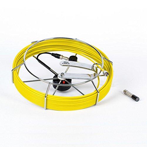 GooQee Push in fibra di vetro lunghezza cavo opzionale 20m/30/40per