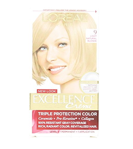 loreal-excellence-creme-light-natural-blonde-9-pack-of-3-by-loreal-paris